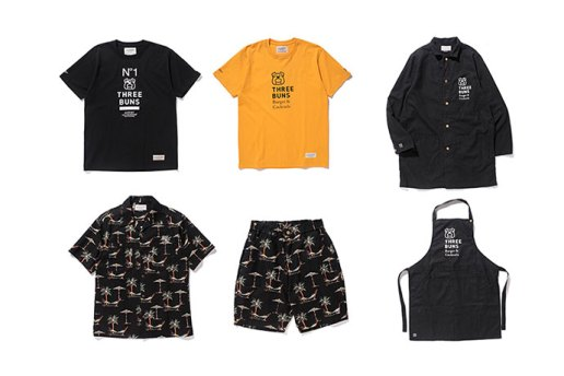 NEIGHBORHOOD x THREE BUNS Capsule Collection
