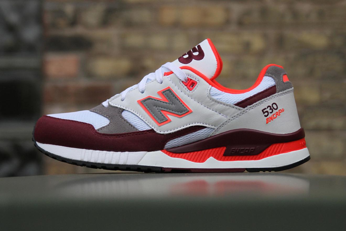 new balance 530 red