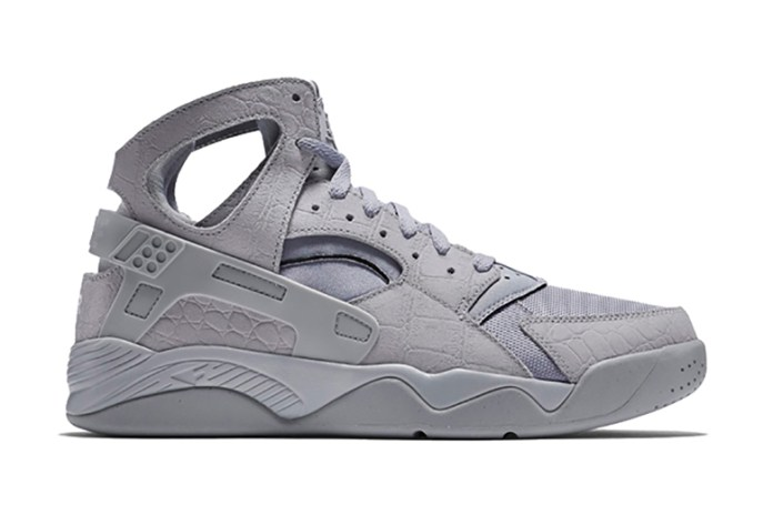 Nike Air Flight Huarache Croc Skin Collection