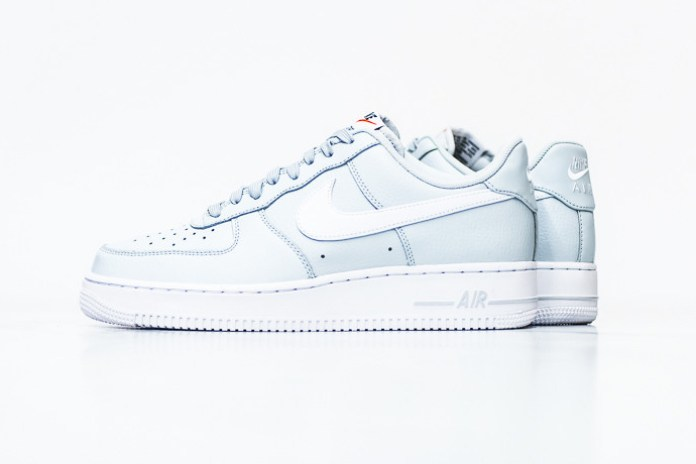 "Nike Air Force 1 '07 ""Pure Platinum"""