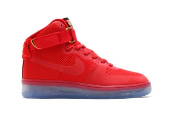 "Nike Air Force 1 CMFT Lux ""Red"""