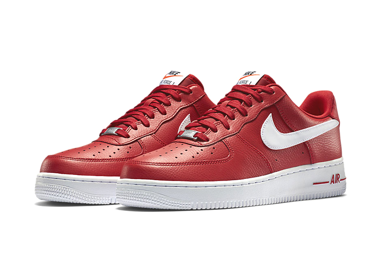"""Nike Air Force 1 Low """"University Red"""""""