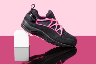 Nike Air Huarache Light FC Black/Hyper Pink