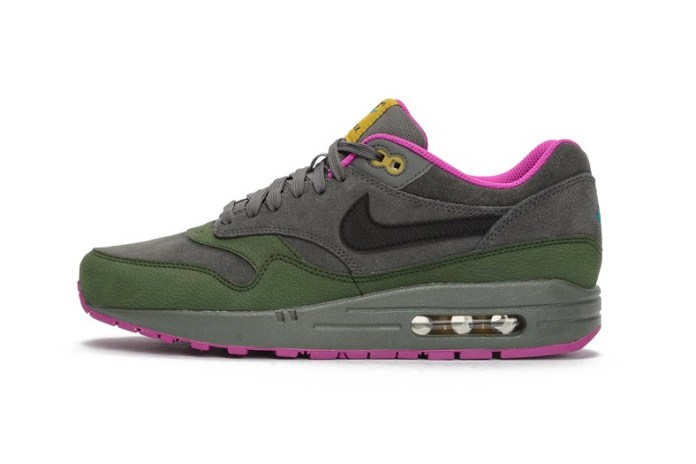 "Nike Air Max 1 ""Dark Pewter"""
