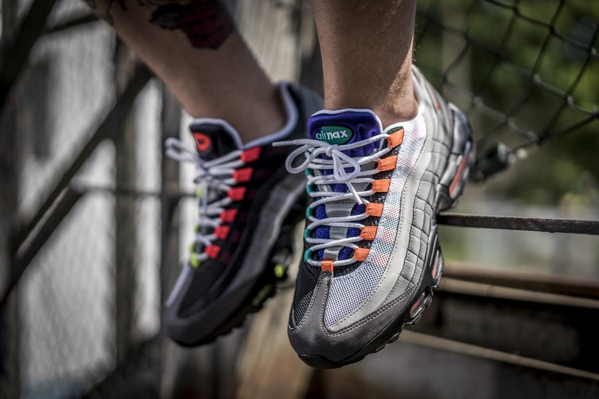 "Nike Air Max 95 ""Greedy"""
