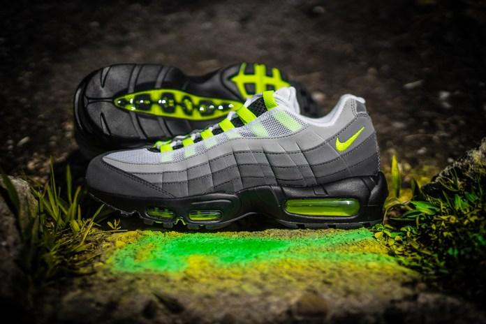 """Nike Air Max 95 OG """"Neon"""""""
