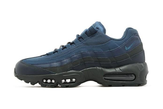 "Nike Air Max 95 ""Squadron Blue"" JD Sports Exclusive"