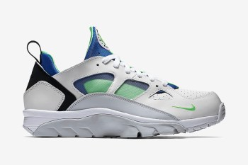 "Nike Air Trainer Huarache Low ""Scream Green"""