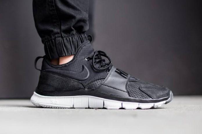 "Nike Free Ace Leather ""Black"""