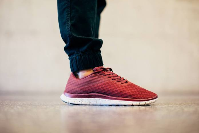 "Nike Free Hypervenom Low ""Team Red"""