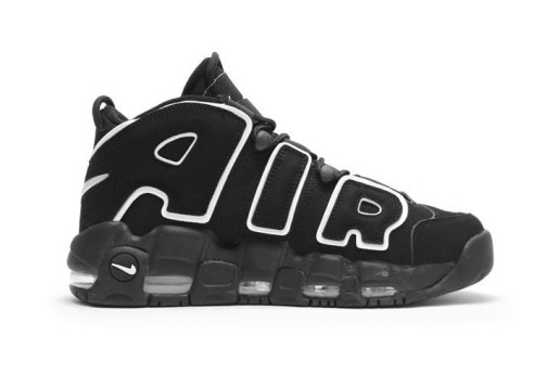 Nike Is Bringing Back the Air More Uptempo