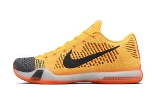 "Nike Kobe X Elite Low ""Rivalry"""