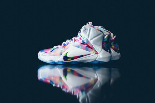 "Nike LeBron XII EXT ""Finish Your Breakfast"""