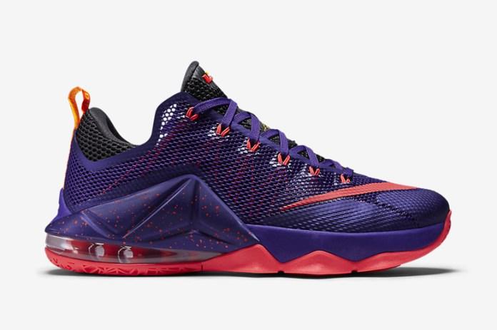 "Nike LeBron 12 Low ""Raptors"""
