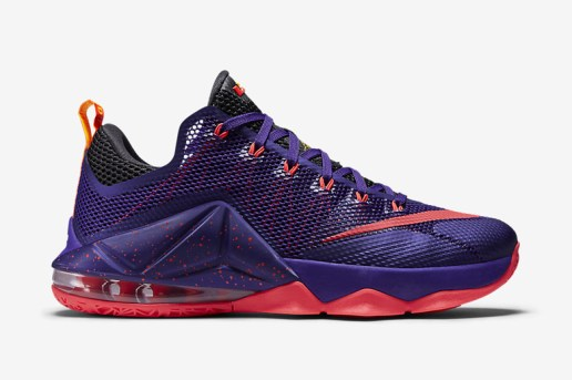 "Nike LeBron 12 Low ""Raptors"""