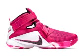 "Nike LeBron Soldier 9 ""Think Pink"""