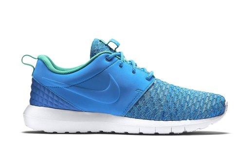 "Nike Roshe One Flyknit Premium ""Photo Blue"""