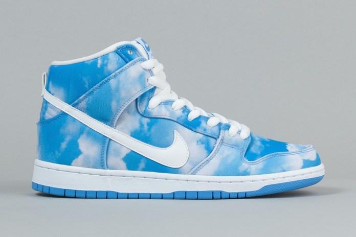 "Nike SB Dunk High Pro ""Clouds"""