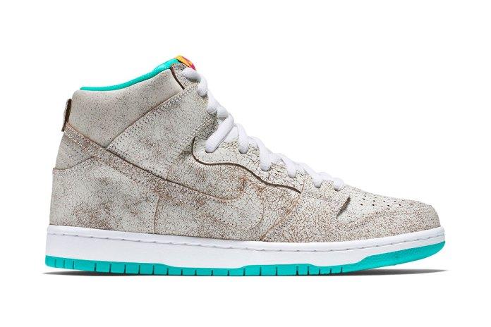 "Nike SB Dunk High ""Flamingo"""