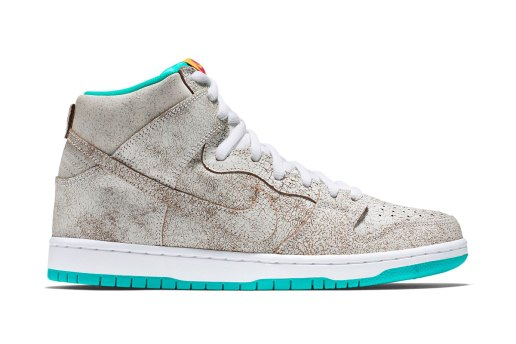 "Nike SB Dunk High ""Flamingo"""