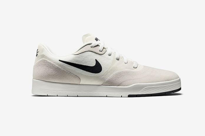 Nike SB Paul Rodriguez 9 Cupsole White/Black