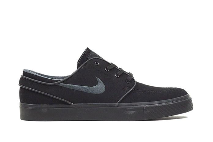 "Nike SB Stefan Janoski ""Black Anthracite"""