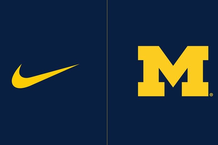 Nike Signs Record $76.8 Million USD Sponsorship Deal With University of Michigan