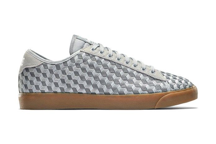 Nike Tennis Classic AC Woven Cool Grey/Gum Light Brown