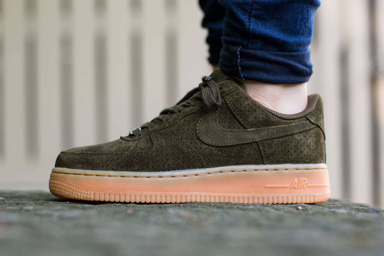 """Nike WMNS Air Force 1 Low """"Dark Loden"""""""