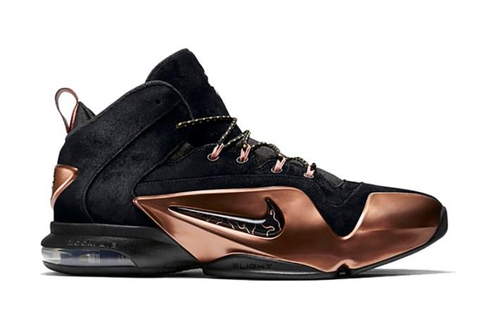 "Nike Zoom Penny 6 ""Copper"""