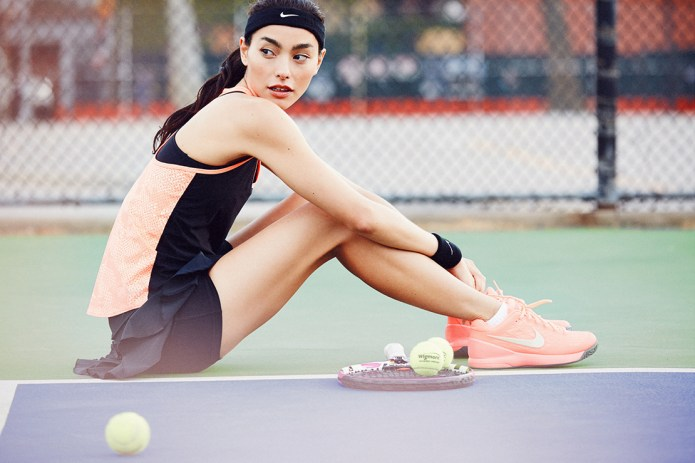 "NikeCourt ""On-Court/Off-Court"" Editorial by Sweat The Style for 'Monocle'"