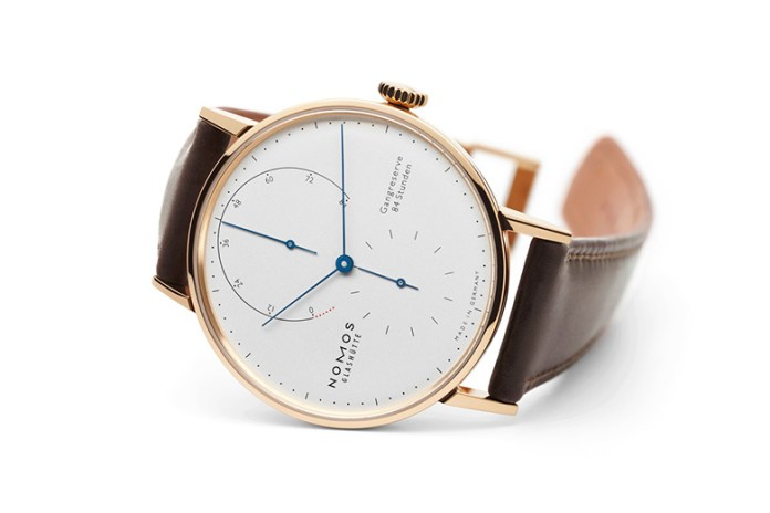 NOMOS Introduces a 39mm Lambda