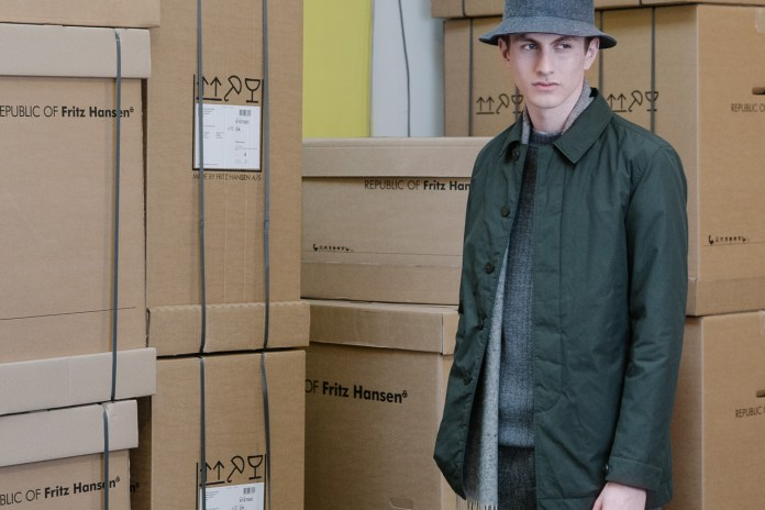 Norse Projects 2015 Fall/Winter Lookbook