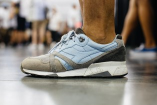 #OnFeet at Agenda New York 2015 Summer