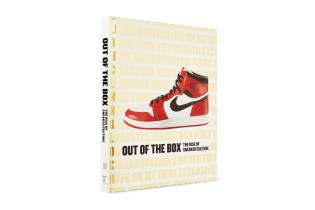 'Out of the Box: The Rise of Sneaker Culture' by Rizzoli