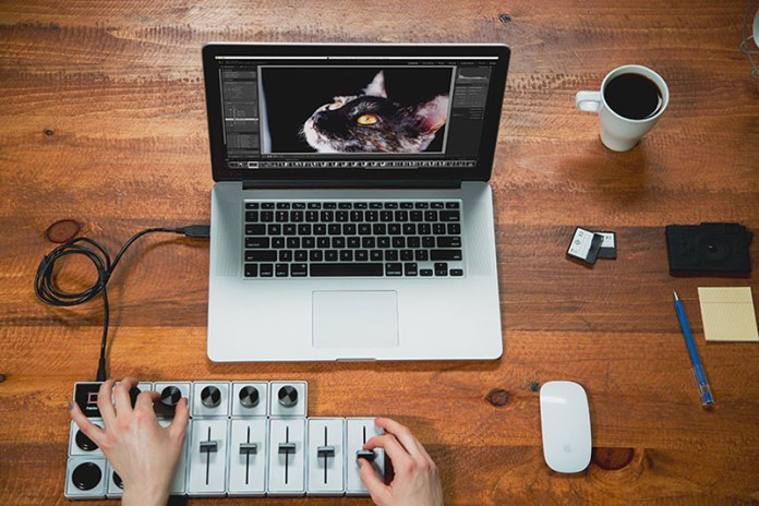 Palette Customizable Desktop Controllers for Designers and Creatives
