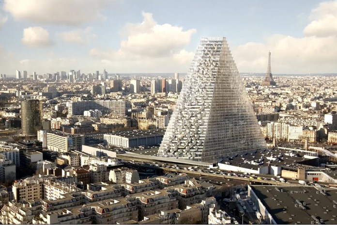 Paris Set for First Skyscraper Since 1970s