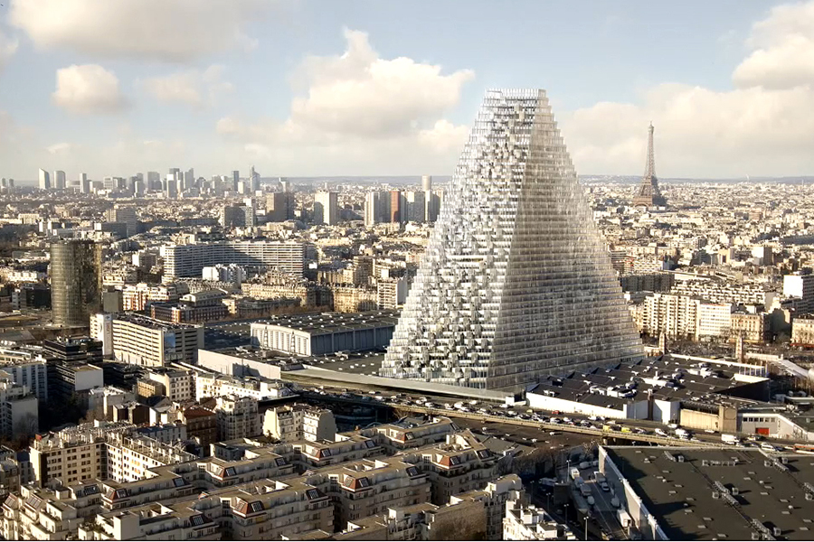 Paris Set for First Skyscraper Since 1970s