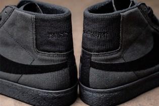 Pass~Port x Nike SB Blazer Teaser