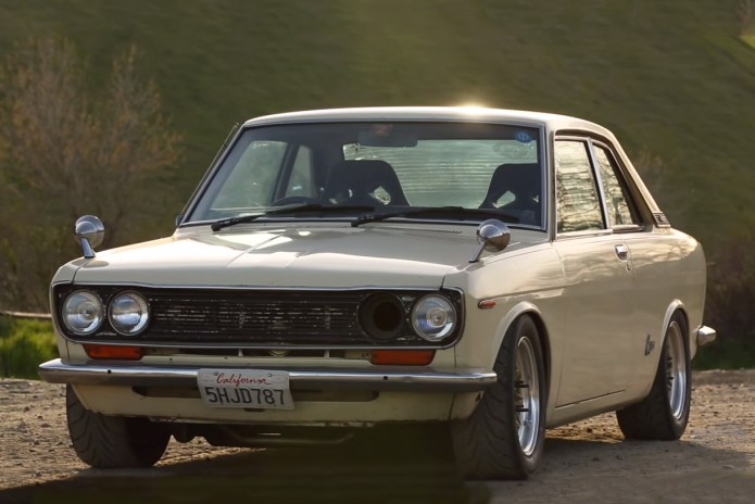 Petrolicious Uncovers the Small but Mighty Nissan Bluebird