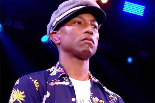 "UPDATE: Pharrell Williams ""Freedom"" Music Video"