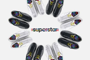 "Pharrell Williams x Todd James x Zaha Hadid x Mr. x adidas Originals Supershell ""Sculpted"" Collection"