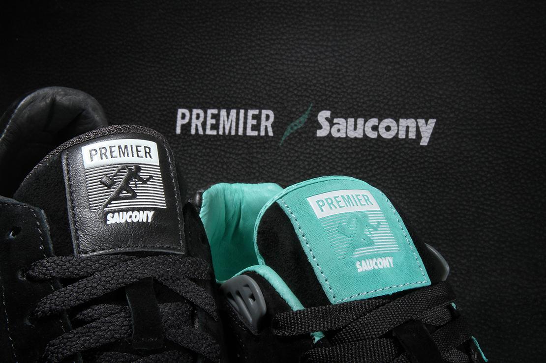 "Premier x Saucony ""Work/Play"" Pack Teaser"