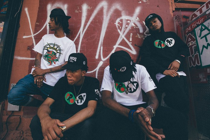 "Pro Era x Crooks & Castles ""PROSxCONS"" Collection"