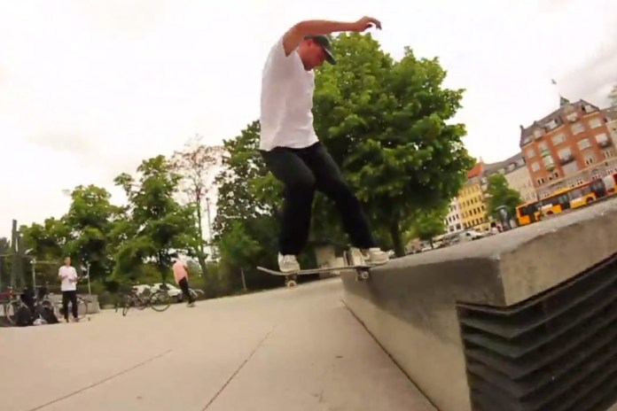 "Quartersnacks 2015 Summer ""56 Tricks"" Video"