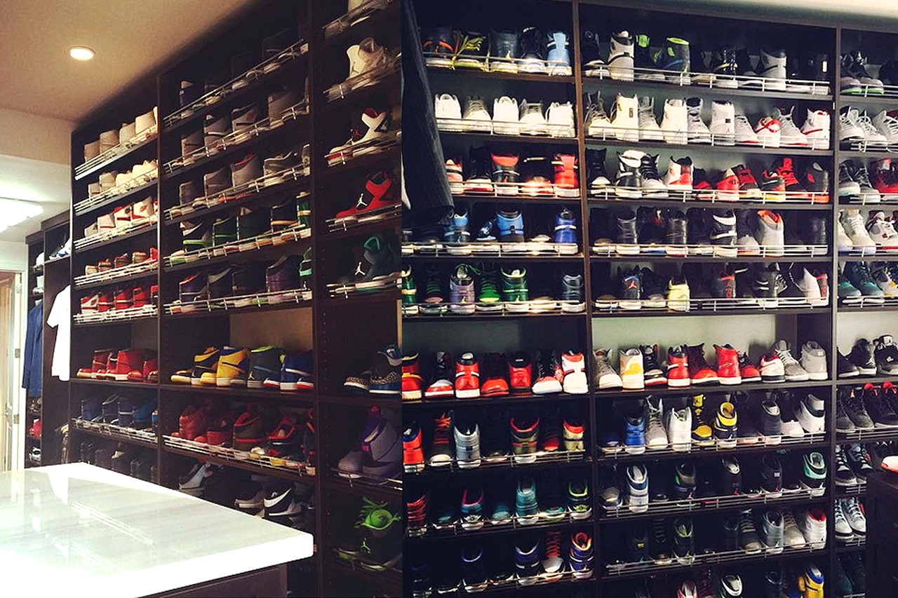 Complex's 25 Awesome Sneaker Collection Photos From Instagram ...