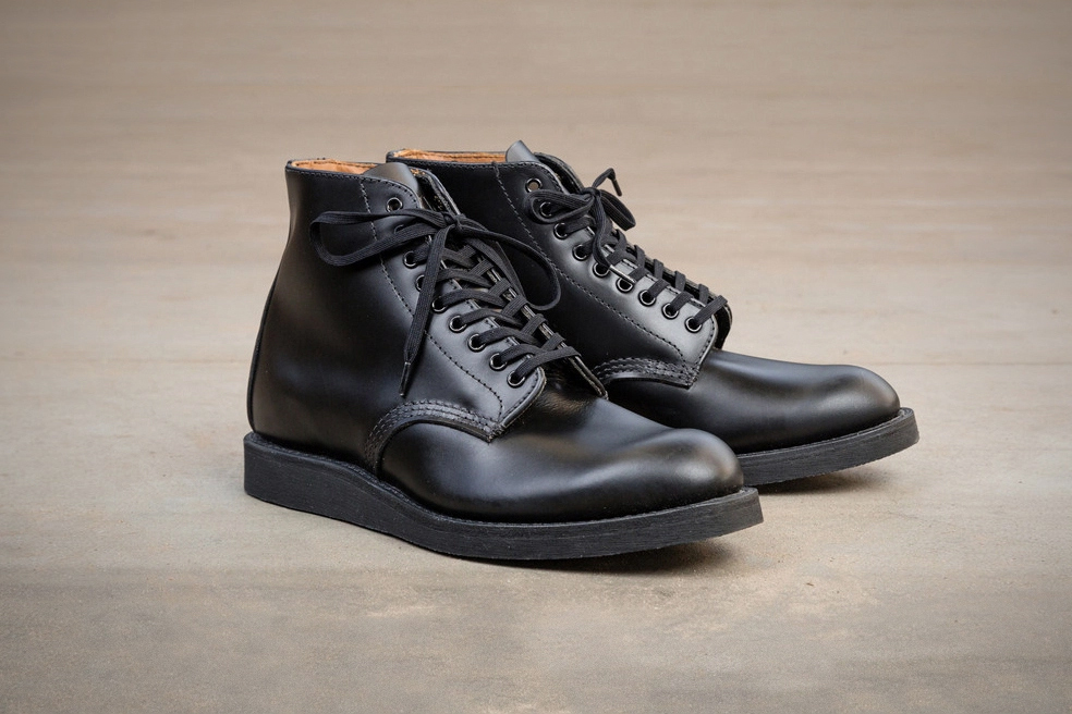 """Red Wing Heritage 6-Inch """"Postman"""""""