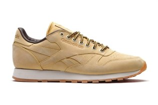 "Reebok 2015 Summer Classic Leather WP ""Wheat"""
