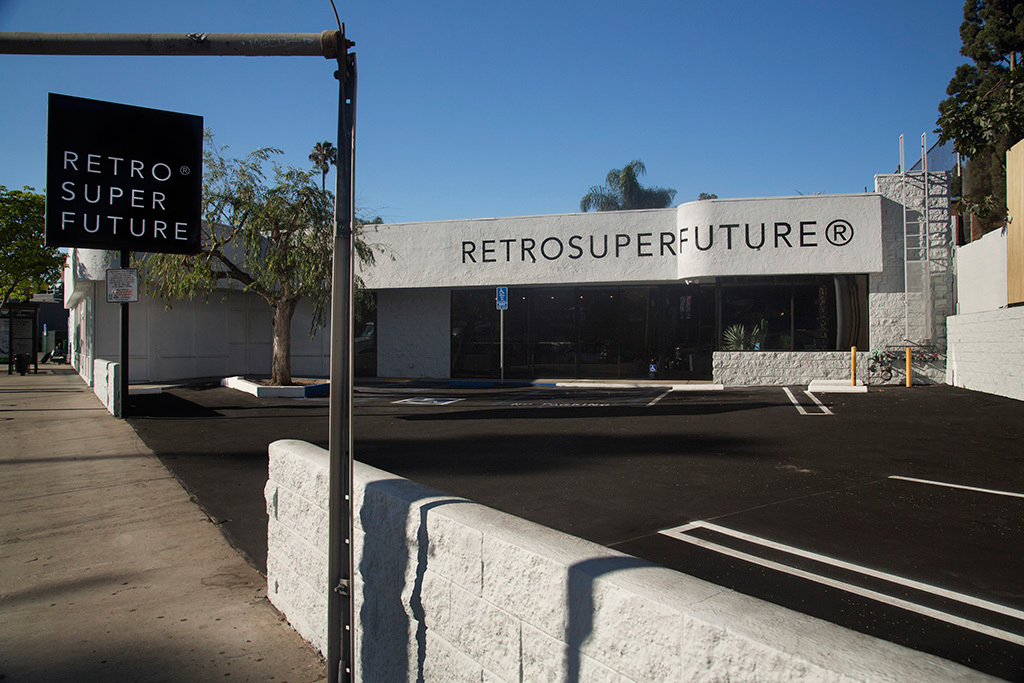 RETROSUPERFUTURE Opens Second Los Angeles Outpost