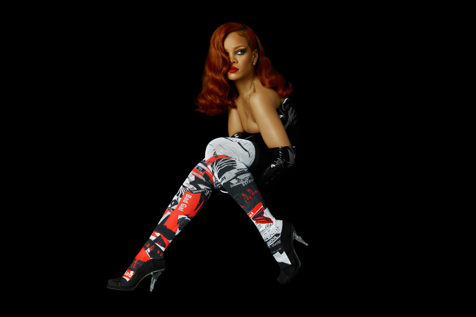 Rihanna Is the Newest Creative Director for Stance